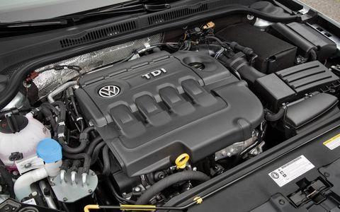 The 2015 Volkswagen Jetta TDI starts at $22,460.