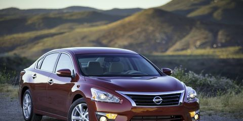 Nissan is expanding a recall in North America concerning the Altima sedan.
