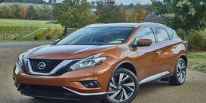 The all-new third-generation Murano features modern styling, premium interior and advanced, purposeful technology.