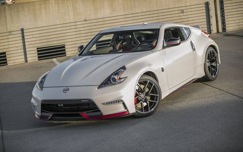 The 2016 Nissan 370Z is on sale now. Major updates include a new pearl blue color and a Bose sound system