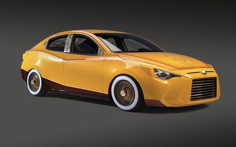 The Scion Tuner Challenge used iM hatchbacks this year; Eddie Huang and Robert Kirkman each gave their take on the iA.