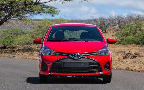 2016 Toyota Yaris 5-Door Le