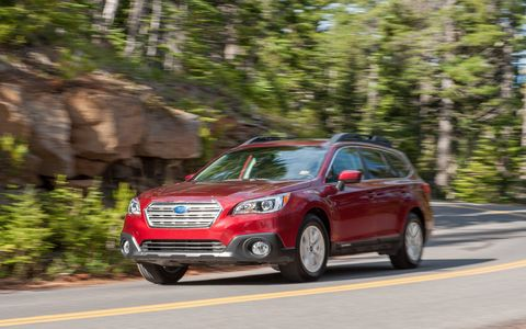 The all-new 2015 Outback introduces a bolder look with crisper, sculpted lines that convey both its all-road capability and upgraded refinement