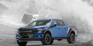 The 2016 Roush F-150 is on sale now in non-CARB states.