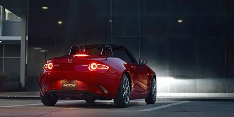 Mazda's new Mobile Start app will start your car remotely ... if you pay up.