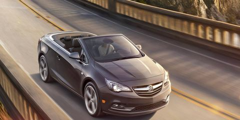 The Buick Cascada convertible is basically an Opel model that has been out in Europe for a short period of time.