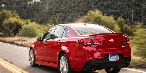 The 2017 Chevrolet SS could be getting even easier to do donuts in if the supercharger rumors are true.