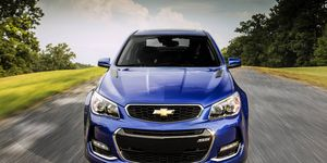 The Chevrolet SS has been a niche seller in the U.S., though outside the country, GM still needs large rear-wheel-drive sedan