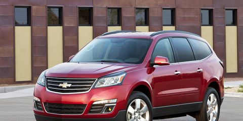 Over 39,000 examples of the Chevrolet Traverse have been sold with overstated fuel economy figures since last fall.