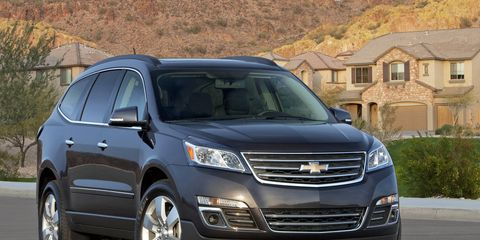 GM will reportedly devote $100 million to a compensation program for owners of 2016 Chevrolet Traverse, GMC Acadia, and Buick Enclave crossovers.