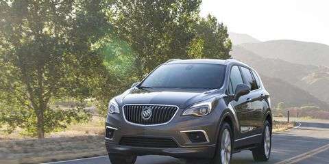 The Buick Envision went on sale in the United States over the summer, but it's been a fairly quiet launch for what should be a hot-selling vehicle.