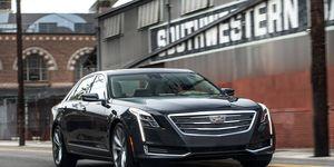 2016 Cadillac CT6 AWD