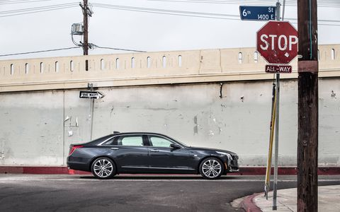 2016 Cadillac CT6 AWD