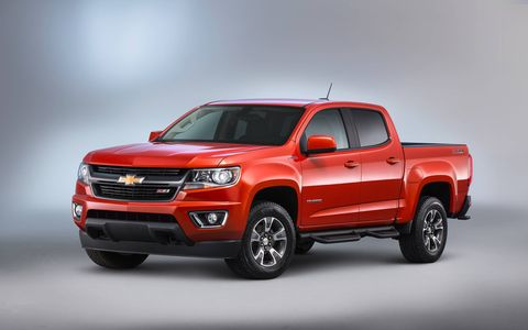 2016 Chevy Colorado Duramax TurboDiesel