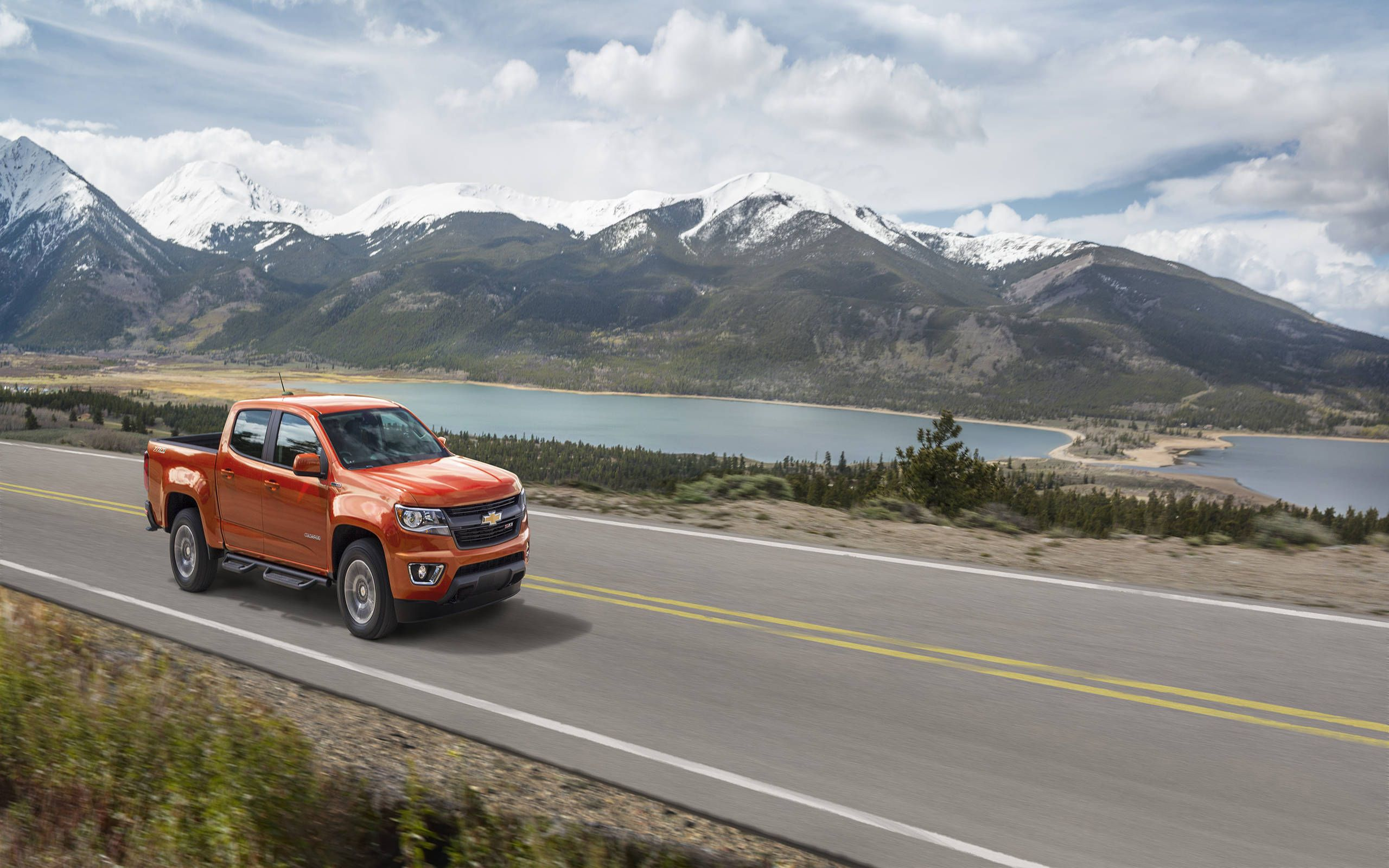 2016 Chevrolet Colorado Diesel Review Love The Engine But Smaller Size Forces Compromises