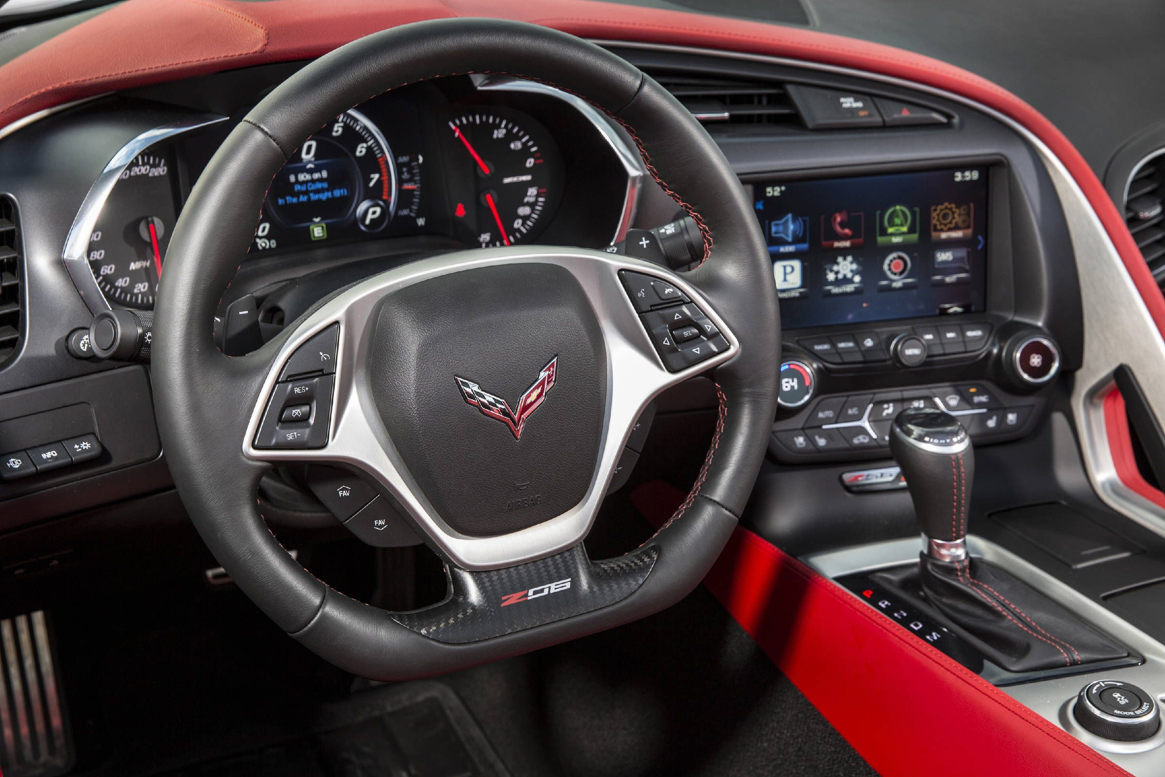 2018 Chevrolet Corvette Z06 Essentials Stunner