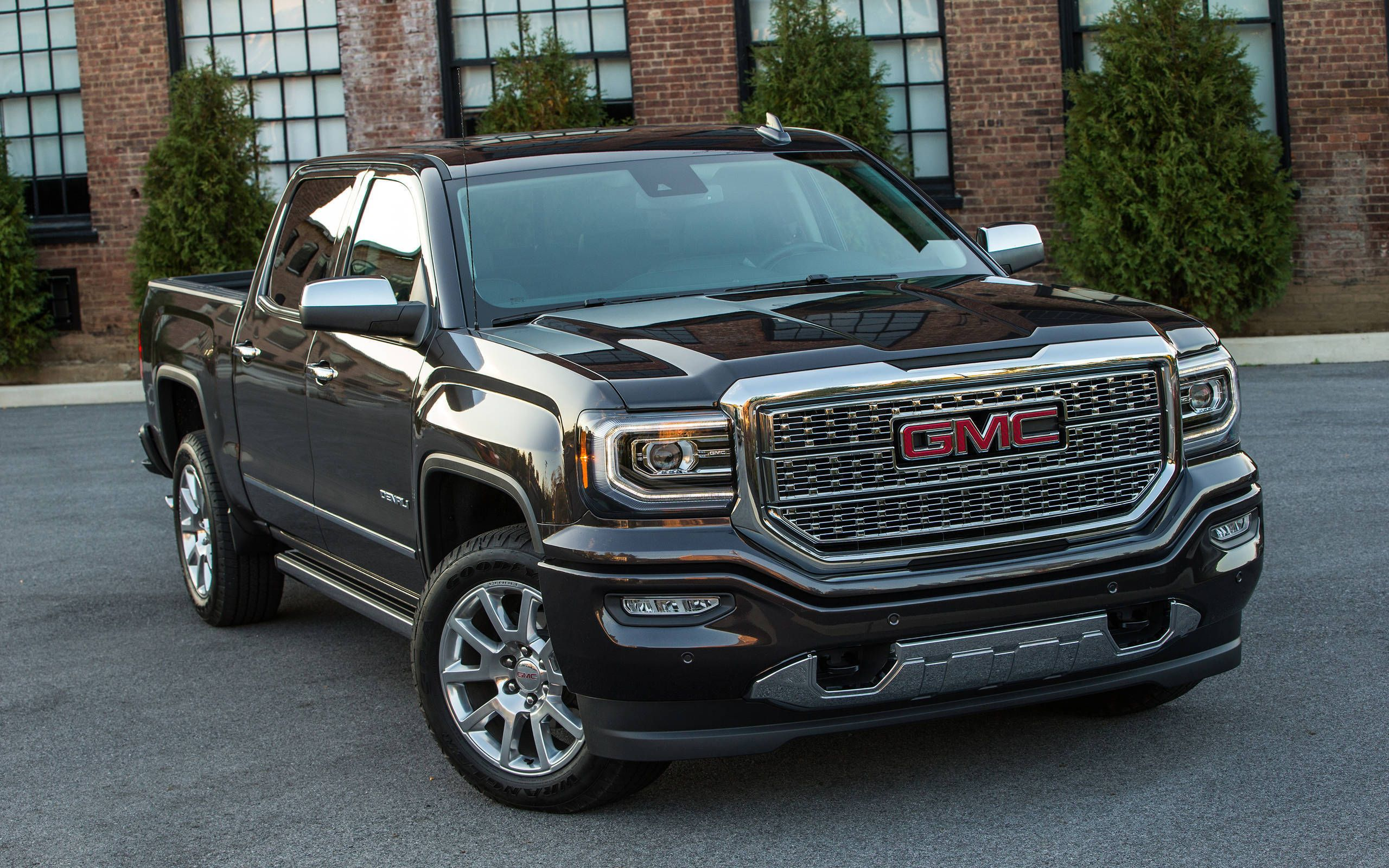 2016 Gmc Sierra Denali 1500 Review Capable Quiet And Comfortable