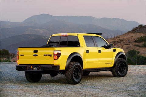 This Hennessey Velociraptor was featured in Series 22 Episode 6 of the BBC show TopGear.