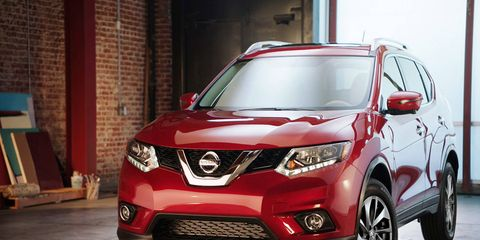 U.S. sales of the Nissan Rogue crossover set a monthly record of 29,246, up 26 percent, in June, Nissan said today.
