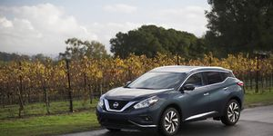 Sales of Nissan-branded crossovers, pickups and SUVs set a monthly record, with volume rising 9 percent.