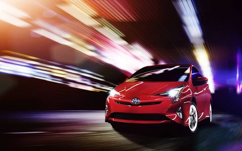 The all-new Prius comes to showrooms in early 2016.