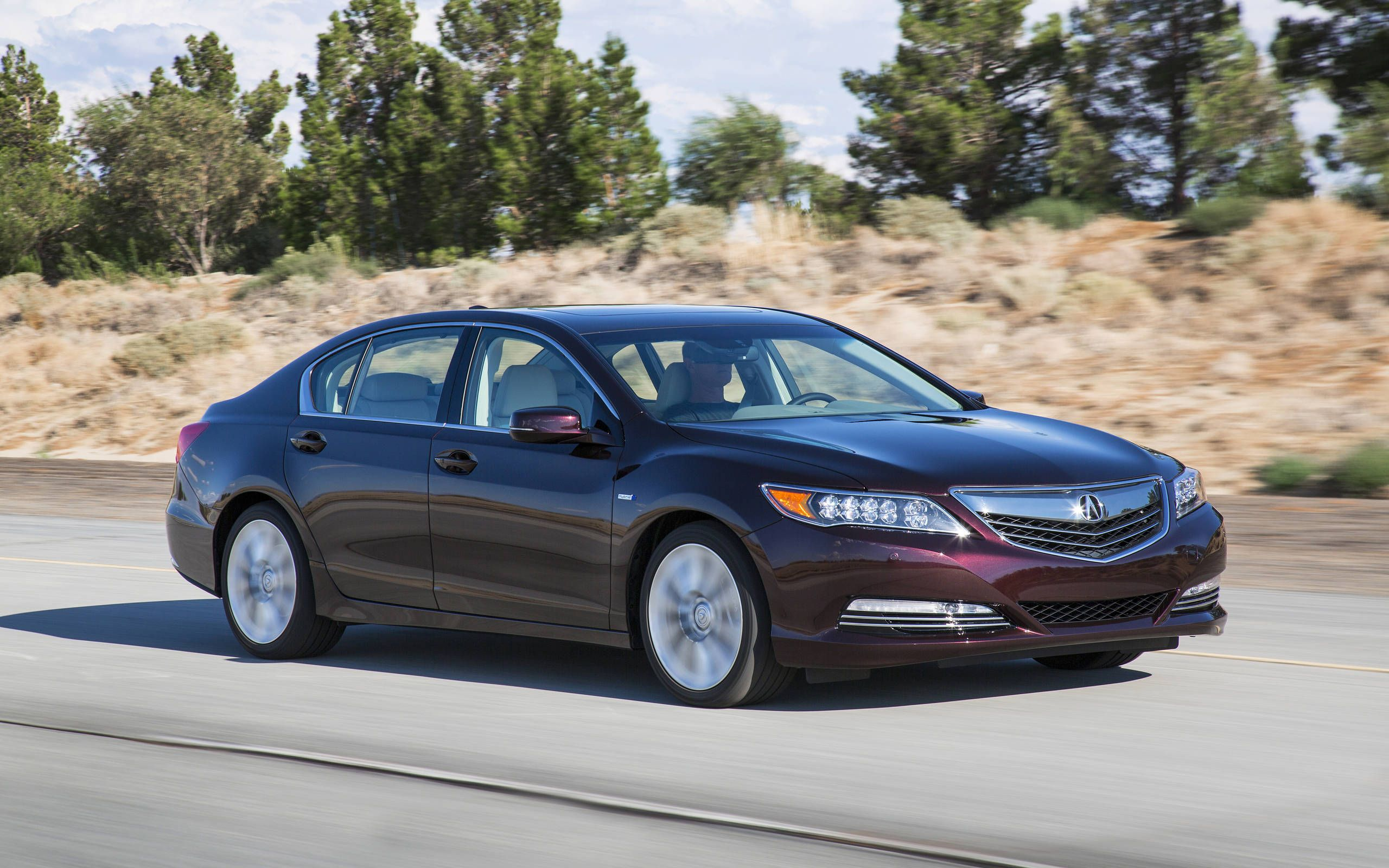 2016 Acura Rlx Sport Hybrid Review Notes Interesting Gadgets But Kind Of A Snoozer