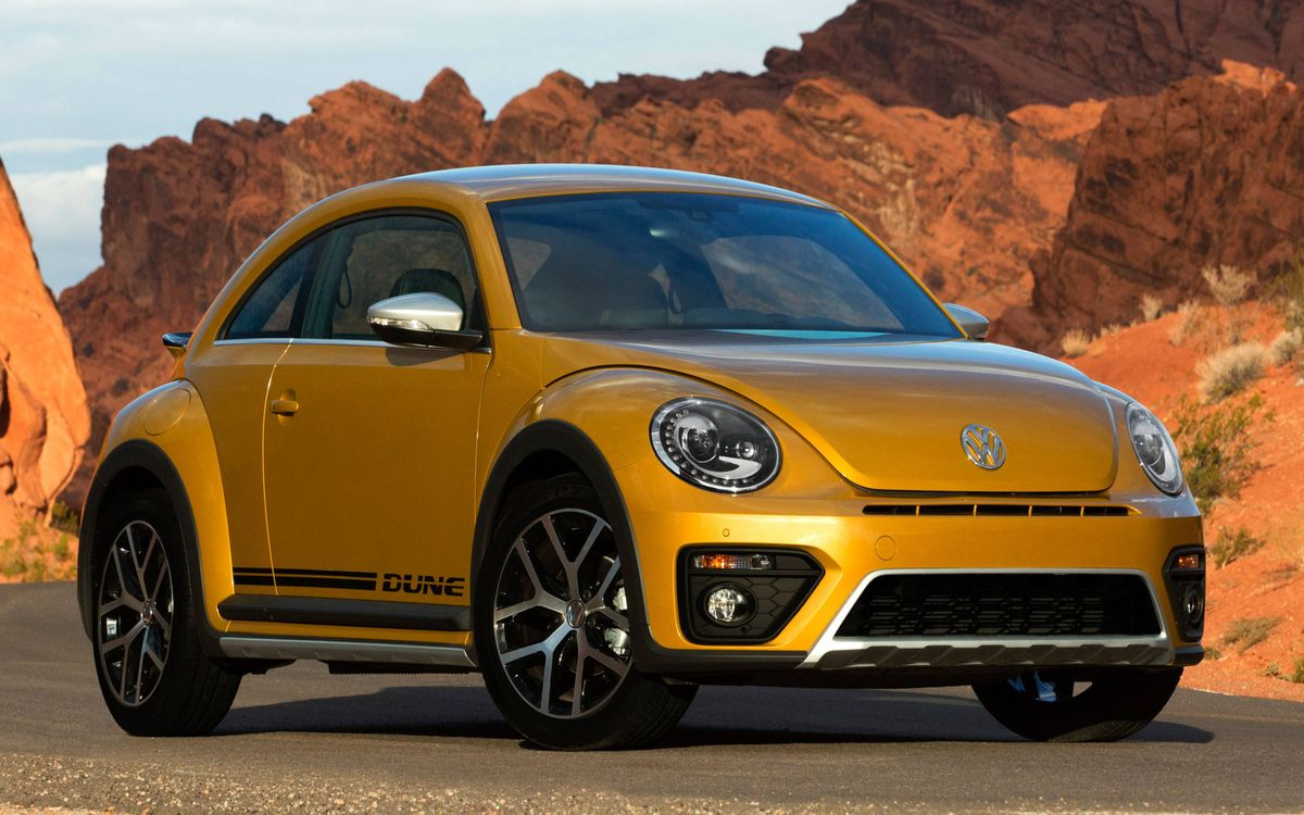 2016 Volkswagen Beetle Dune Review Keeping Things Fresh