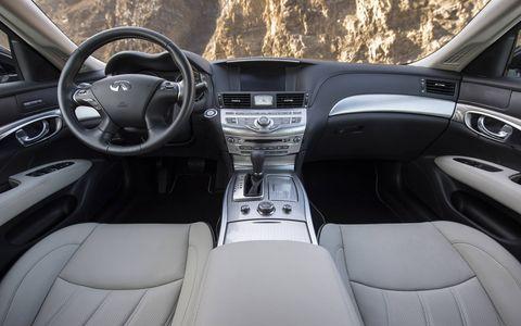 2016 Infiniti Q70 AWD