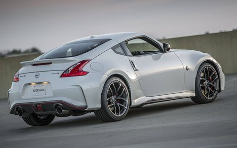 Styling changes come with the top level NISMO.