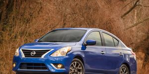 The 2016 Nissan Versa sedan is a sub-compact with a broad price range.