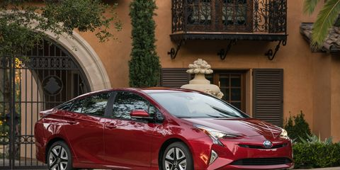 The completely redesigned 2016 Prius boasts striking design, smarter technology, and impressive MPG ratings.