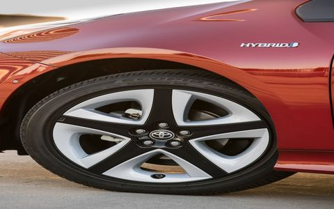 All models will come with 15-inch alloy wheels.