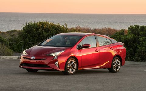 The 2016 Toyota Prius got a major redesign for the new year, more range and a better chassis.