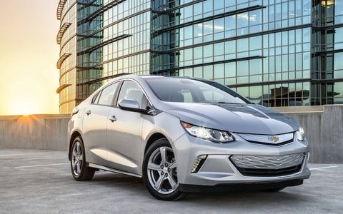 The 2016 Chevy Volt is all-new, inside, outside and under the hood.