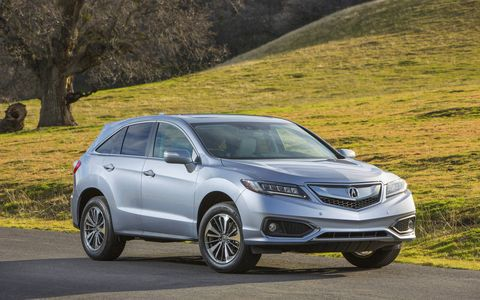 The 2016 RDX gets a gentle makeover and more features for the new year.