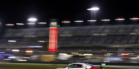 The team's final race with the No. 57 Audi R8 LMS be the season-ending Petit Le Mans 10 Hours at Road Atlanta in October