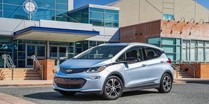 That sub-$30k Chevy Bolt might be closer to $40k without help from federal tax incentives.