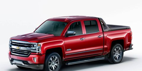 The High Desert package comes with a new, lockable and waterproof cargo area.