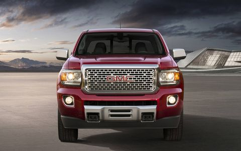 The Denali upgrade adds a unique chrome grille and specific 20-inch aluminum wheels; unique heated and ventilated front seats and additional content.