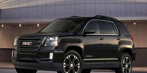 The Nightfall Edition Terrain will be unveiled at the New York auto show.