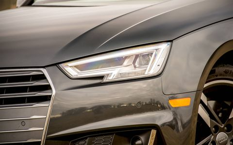 Audi's midsize business sedan has evolved into a genuinely fun handler, despite the studiously buttoned-up exterior.