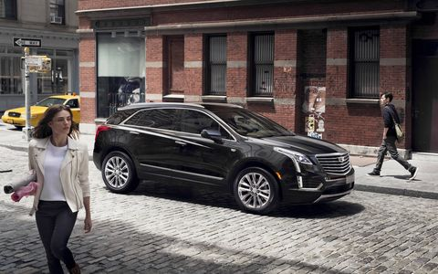 The Cadillac XT5 will replace the SRX crossover when it goes on sale in 2016.