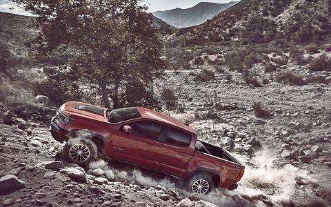 The Chevrolet Colorado ZR2 starts at $40,995, which includes the destination charge.