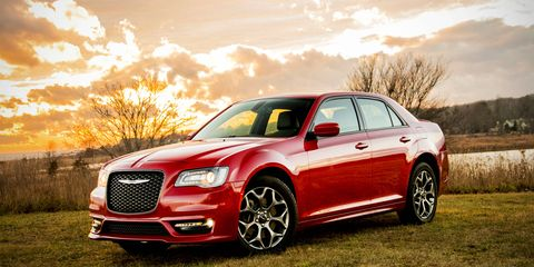 Chrysler's 300S with the 3.6-liter V6 hits the right note when it comes to the amount of sedan for the money, though the platform is no longer the latest and greatest.