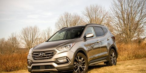 The Santa Fe Sport fills the spot between the regular Santa Fe and the Tucson, offering buyers an extra choice in this popular segment.