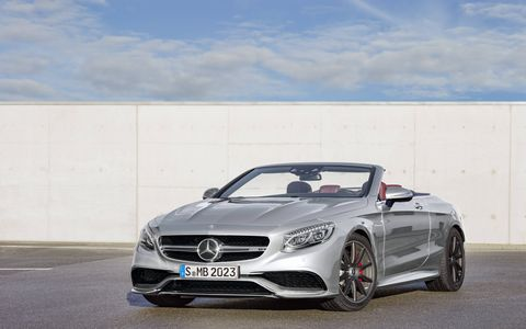 The Edition 130 cabriolet debuted at the Detroit auto show on Monday.