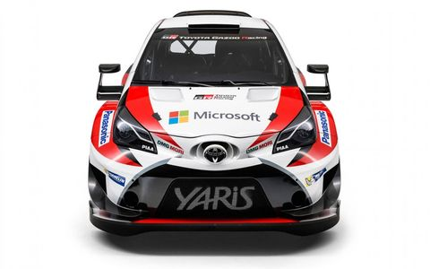 The 2017 Toyota Yaris WRC might make the upcoming season even more interesting.