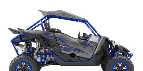 Welcome to the exciting, short-wheelbase, all-terrain world of the side-by-side. We spent a day crawling all over Alabama in the new Yamaha YXZ1000R SS, probably the sportiest entry in the whole field, with a rear-mid-mounted engine, paddle shifters and more than enough power to get you up and over everything in your path.