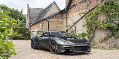 Just 60 editions of this Evora will be hand built in Norfolk, England, for sale in select markets around the world and, following the popularity of Lotus' recent limited-run editions.