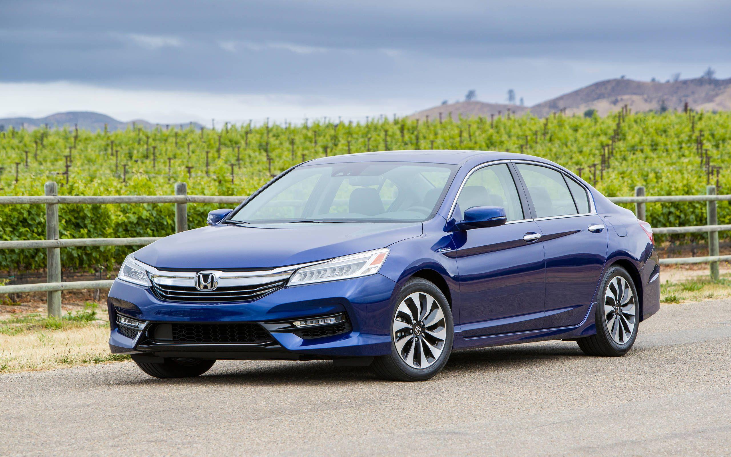 2017 Honda Accord Hybrid Touring Drive Review The Non Hybrid Hybrid